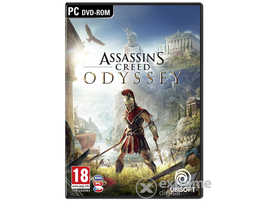 Assassin`s Creed Odyssey PC játékszoftver