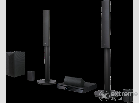 LG LHB645N 3D SMART Bluray házimozi rendszer