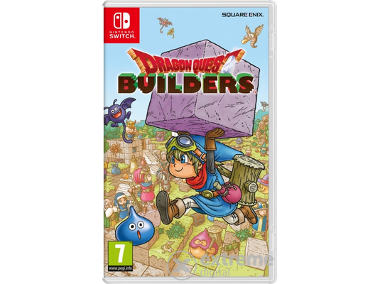 Dragon Quest Builders Nintendo Switch játék