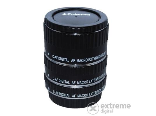 45fcd90dd5dc Meike makró közgyűrű szett Nikon 12/20/36 mm, műanyag   Extreme Digital
