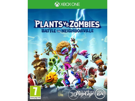 Plants vs Zombies: Battle for Neighborville Xbox One játékszoftver