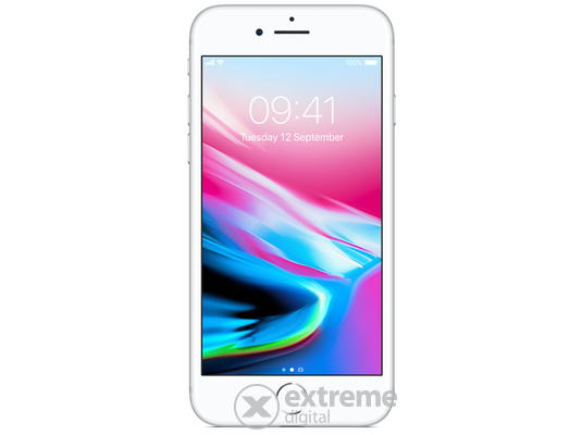 Apple iPhone 8 64GB (mq6h2gh/a), ezüst
