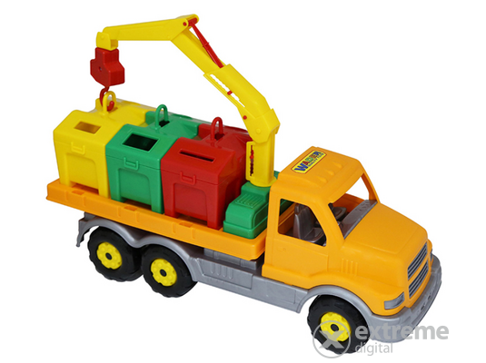 Smetiarske auto, 47 cm
