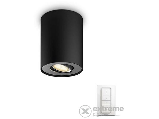 Philips hue Pillar 1x5,5W GU10 LED Ambiance spotlámpa + DIMSwitch 5633030P7