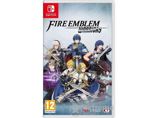 Fire Emblem Warriors Nintendo Switch játék