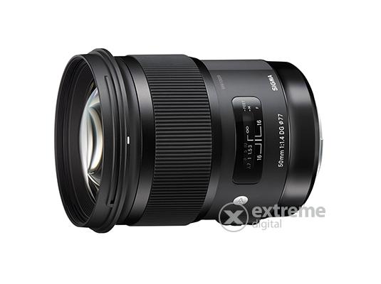 Sigma Nikon 50/1.4 (A) DG HSM Art objektív
