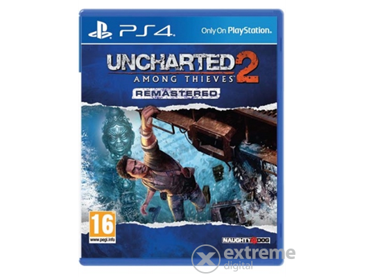Uncharted 2: Among Thieves PS4 játék
