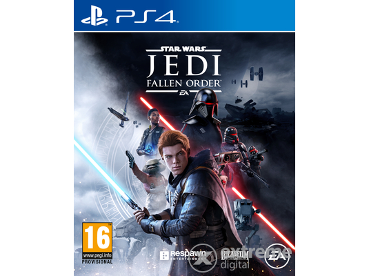 Star Wars Jedi: The Fallen Order PS4 játékszoftver