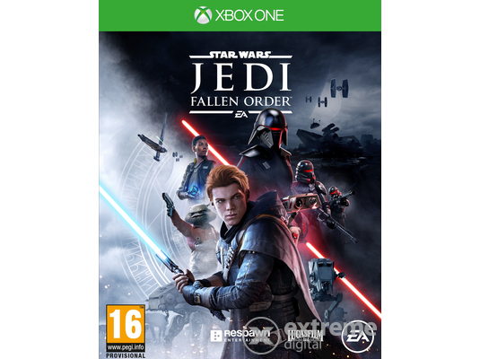 Star Wars Jedi: The Fallen Order Xbox One játékszoftver