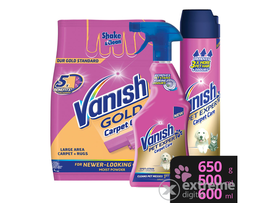Vanish Pet Expter csomag