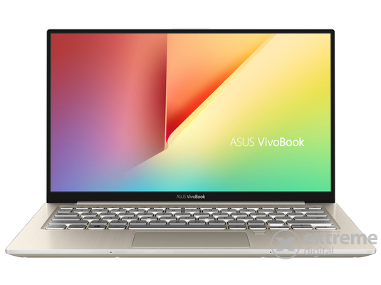 Asus VivoBook S13 S330FA-EY020T notebook, arany + Windows10